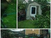 Storm Damage Newton Iowa