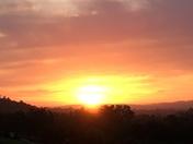 Roseville sunrise
