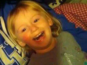 Here is a picture of the 3 year old little girl missing in Bullitt County