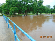 Flash flood Midwest City