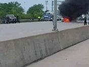 Fatal truck fire