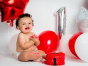 Baby First Birthday June 26, 2018