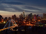 South Edmonton at Night