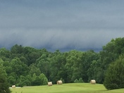 Storms getting ready to roll into North Vernon.