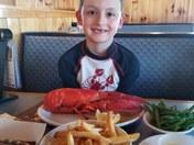 Lobstah Dinnah!