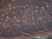 Newspaper Rock State Historic Monument