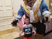 Maximus and Beast at Kids Con New England this weekend in Nashua