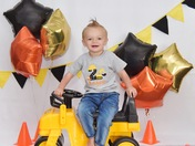 Angelo turning 2