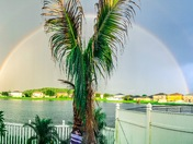 Rainbow in St Cloud fl