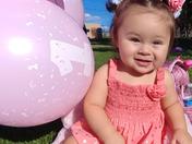Sophia turns 1!