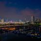 The Bright Lights of Toronto at Night