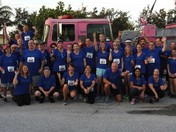 Lynn Cancer Institute's 7th annual Run for the Ribbons 5K run and walk