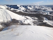 Winter in the Peace Valley