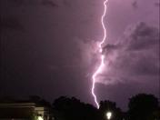Lightning in deland