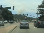 Scotts Valley Fire (Summit/ Bonnie Doon)