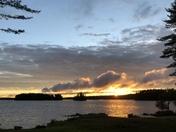 Cobbosseecontee Sunrise