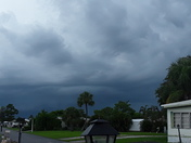 Storm just to the West