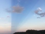 Lake James this evening