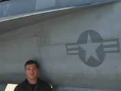 My step son actively serving us navy