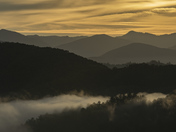 Foothills Parkway and Great Smoky Mountains