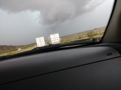 Santa Rosa Thunder Storm