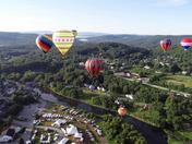39th Annual Balloon Festival, Quechee, VT