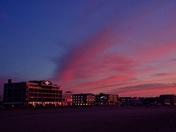Sand sculptures at Hampton Beach