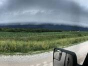 June 18th storm activity