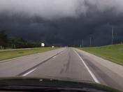 Hey 30 W approaching Boone