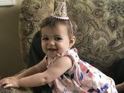 Clara's First Birthday