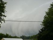 Storm near Exira Iowa