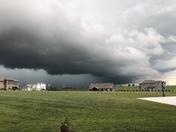 Storm cloud Bennington