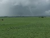 Tornado Southeast of Hubbard