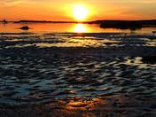 Kellys Cove Beach Sunset