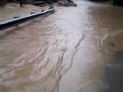 Flooding in Brentwood road in baldwin.