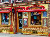 Halifax Shop Front