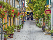 Petit Champlain Street - Old Quebec City