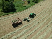 hay time on the buker farm