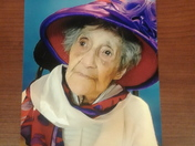 Audrey Swayne of Adams County Ohio will be 104 June 24 Happy birthday Audrey We love you!!!