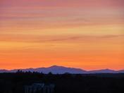 Mt. Washington Sunset