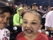 7th inning selfie