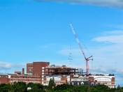 Construction at Maine Med (6/14)