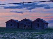 Rural Alberta Barns