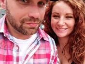 7th Inning selfie #yorkrevolution #pregnancyannouncement #surprise