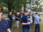 National Grid employees locked out to save a buck after Trump 2 million dollar tax break