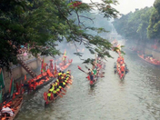 Rita share Chinese Dragon boat festival