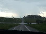 Rain June 24, 2018