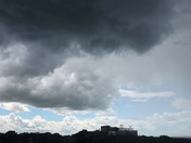 Thunderstorm over Portland (06/25/18)
