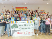 Greater New Bedford Community Health Center celebrates PRIDE in month of June
