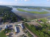 Flooding in Plattsmouth